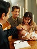Regalos del bautismo tradicional por los niños