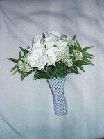 Cómo hacer un ramo de novia de seda