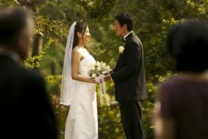 Cómo filmar una boda al aire libre