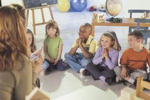 Juegos de adivinanzas para niños en edad preescolar