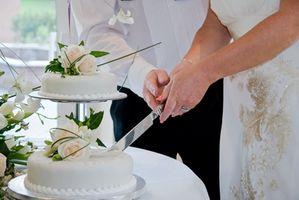 Cómo hacer cajas de torta de boda