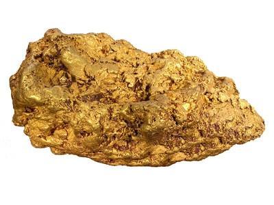 ¿Cómo puedo encontrar oro con una caja de la esclusa in-stream?