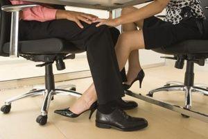Los problemas con las citas Compañeros de trabajo