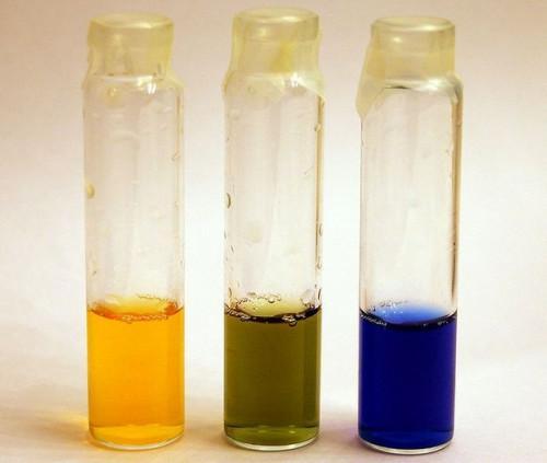 ¿Cómo funciona un indicador ácido-base?