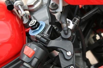 ¿Cuánto caballos de fuerza funciona un 2003 Honda VLX 600 de la motocicleta tiene?