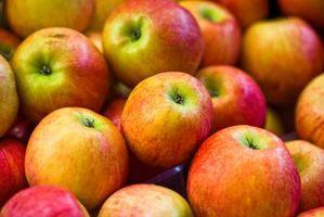 ¿Qué es la manzana más pequeña?