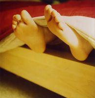 Técnica del masaje del pie