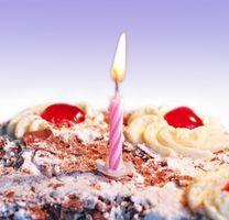 Ideas tarta de cumpleaños de 30 años