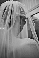 Cómo limpiar un velo de novia antiguo