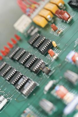 Inversor CMOS como un circuito analógico