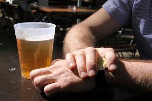 Cómo hacer frente a una relativa alcohólica