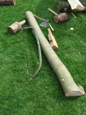 Cómo hacer una flauta nativa americana Cedar