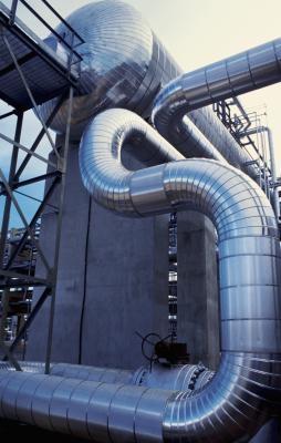 Cómo eliminar las impurezas del gas natural
