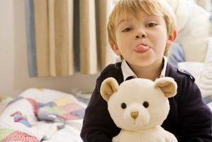 Problemas de conducta en niños de edad argumentive 5