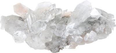 Los cristales de la roca encontrado en Tennessee