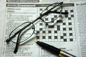 Cómo hacer de relleno En Word Puzzles