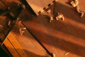 Lo Bit Se debe utilizar cuando estoy haciendo una cola de milano en el funcionamiento de madera?