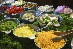 Buffet ideas de la comida para una fiesta de cumpleaos en casa