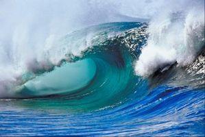 Las ondas más grandes en la historia escrita