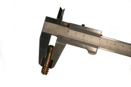 Cómo utilizar una herramienta calibradora