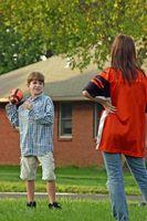 Toque Reglas del fútbol para los niños