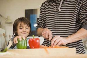 Trucos para hacer que los niños se coman sus verduras