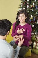 Cómo pedir que se case contigo en la mañana de Navidad