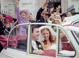Cómo hacer un velo de novia con una tiara