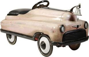 1940 Los primeros juguetes de montar para niños