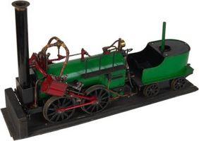 Cómo encontrar el valor de un tren de juguete antiguo