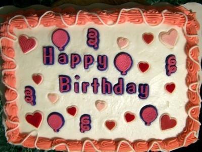 Cómo diseñar su propia torta de cumpleaños Juegos