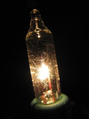 Efectos de luz del árbol del LED