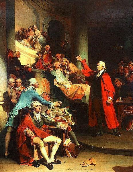 Historia hablar en público