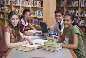 ¿Cómo las Selecciones Pobres de los adolescentes afectan a su rendimiento académico?