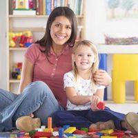Cómo cuidar a otra persona del niño