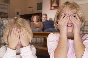 Los efectos de la separación del hermano y hermanas con diferentes papás