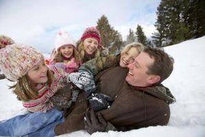 Actividades de invierno Camp