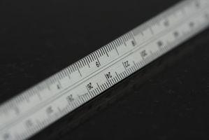 Cómo convertir 63 cm a Pulgadas