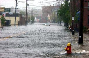 Ciudades en Massachusetts que inundan menudo