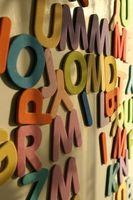 Juguetes para ayudar a los niños a leer