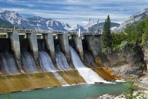 ¿Cómo funciona la energía hidroeléctrica?