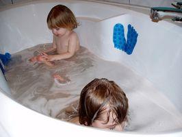 Seguridad Para Niños Baño