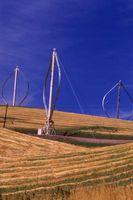 Los tipos de generadores de viento
