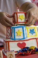 Ideas para la torta de cumpleaños de un niño