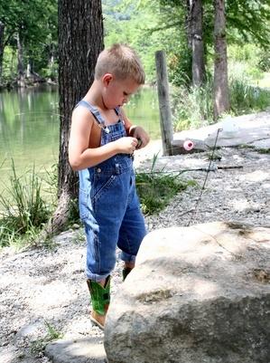 Lugares para ir a pescar en Texas