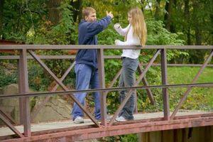 Encuentros peligros para un adolescente