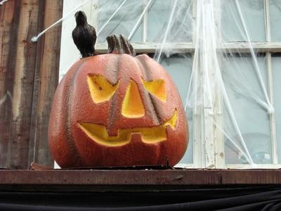 Familia ideas de alimentos de Halloween