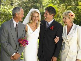 ¿Qué hacen las madres de los novios el desgaste para las bodas?