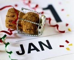 Cómo hacer que las intenciones de Año Nuevo