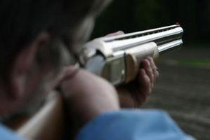 Cómo encontrar un número de serie en una escopeta